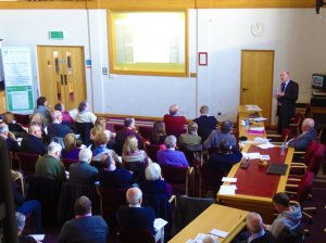 UKLC User Group Event hosted by East Northamptonshire Council on Wednesday, February 18th. 2015.